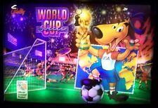 World Cup 94 Complete LED Lighting Kit custom SUPER BRIGHT PINBALL LED KIT