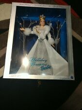 Holiday Visions Winter Fantasy 2003 First in Series collectors Barbie Doll