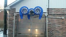 Car wash Equipment dryer fans for sale- High efficiency