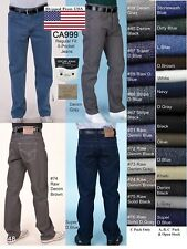 Mens Basic Oscar Jeans 30-48