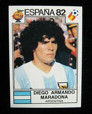Panini_ Espana 82_Diego Maradona #176_Mint condition _RARE and perfect!