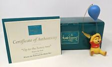 WDCC Disney Winnie The Pooh Up To The Honey Tree Ornament with Box & COA A003