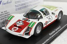 FLY E1501 MARTINI PORSCHE CARRERA 6 NURNBURGRING NEW 1/32 SLOT CAR IN DISPLAY