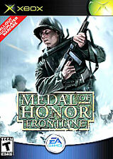Medal of Honor: Frontline Platinum Hits - Original Xbox Game