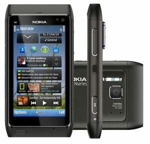 "Unlocked Original Nokia N8 3G WIFI GPS 12MP 3.5"" Touchscreen Symbian Smartphone"