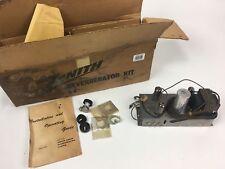 Vintage Zenith FV-20 sound reverberation system amplifier