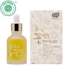 Whamisa Organic Flowers Facial Oil / 30ml - EWG Verified (tm)
