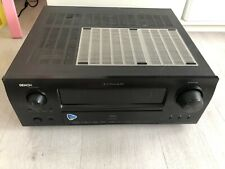 Denon AVR-3808 AV Receiver Black HDMI 7.1 Channel Surround Sound