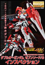 Premium Bandai Limited MG Master Grade 1/100 Gundam 00V Seven Sword G Inspection