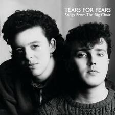 Tears For Fears SONGS FROM THE BIG CHAIR 180g MERCURY RECORDS New Vinyl LP