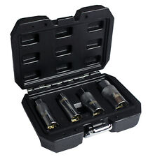 4pc Spark Plug Socket Set 14mm Thin 16mm 21mm Removal Tool 3/8 Drive