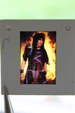 Motley Crue Mick Mars Original 1983 Shout At The Devil 35MM Slide Photograph