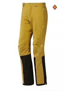 Top adidas Terrex Skihose, Ski-Tourenhose Frauen neu gelb/schwarz