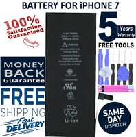 iphone 7 Battery For iPhone 7 1960mAh internal Replacement oem + Adhesive Tape