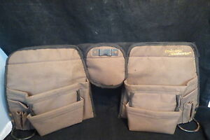 Professional Woodworker Tool Belt Used in Good Condition FREE SHIPPING