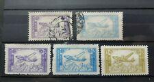 AFGANISTÁN . Lote de sellos antiguos de correo aéreo.