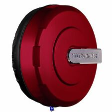 "32"" Hummer H3 Xtreme Tire Cover - Color Matched - Sonoma Red"