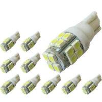 Auto T10 Led White 194 W5W LED 168 COB Silica Car Super Bright Light Lamp Bulb