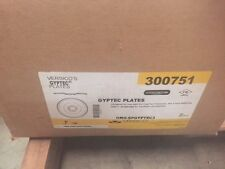 """(Box of 1,000) Versico's Gyptec Plates 3"""" -  300751 / OMG-SPGYPTEC3  (NEW)"""