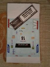 DECAL 1/24 FORD FIESTA S2000 YPRES RALLY 2010