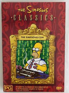 The Simpsons Classics DVD