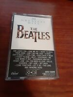 The BEATLES -- 20 GREATEST HITS -- Cassette -- w/Hey Jude, Let It Be & Help!