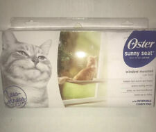 Brand New!! Oster Sunny Seat Window-Mounted Cat Bed, 50 Pounds (034264445611)