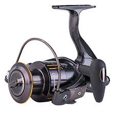 Spinning Fishing Reel 13+1BB 5.2:1 Aluminium Strong Tackle Fishing Reels