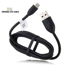 100% Genuino Original Oficial HTC One A9 M9 M8 M7 Micro USB Cargador Cable de datos