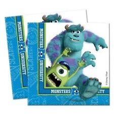 Servilletas color principal azul de papel