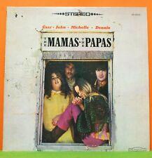 MAMA'S & THE PAPA'S - CASS JOHN MICHELLE DENNIS - DUNHILL - NM VINYL LP RECORD🔥