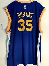 Adidas NBA Jersey Golden State Warriors Kevin Durant Blue sz XL