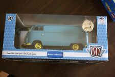 2019 M2 MACHINES 1960 VW DELIVERY VAN, 1/24 RARE 1/500, CHASE