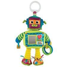 Lamaze Rusty der Roboter Greifling Anhänger Baby Spielzeug Kleinkindspielzeug