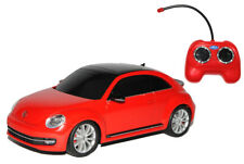 VW Volkswagen Beetle New Coupe From 2011 Red RC Funkauto 1/24 Welly Model Car