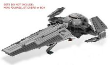 LEGO Star Wars - 7961, 7962, 7931, 8037 (4 Sets) - NO MINI FIGURES / BOXES