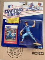 1988 Starting Lineup Shane Rawley Phillies action figure Kenner MLB card NOS