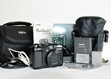 CANON POWER SHOT G11~10 MP CAMERA W/ACCESSORIES~BY OWNER~GOOD WORKING CONDITION