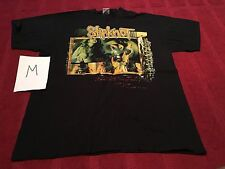 Slipknot - European Tour 2005 Black T-Shirt - Size Medium