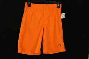 OP Boys Orange Mesh Lining Swim Board Size M (8)