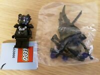 Lego Ninjago Legacy 853866 oni leader Omega villain Minifigure with weapon lot