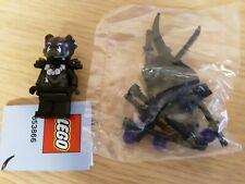 Lego Ninjago Legacy 853866 oni leader Omega villain Minifigure with weapon lot