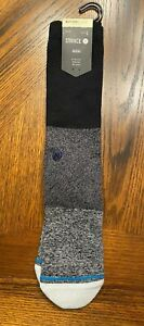 Stance Dress Socks Butterblend With INFINKNIT Casual Crew Height Sock size L