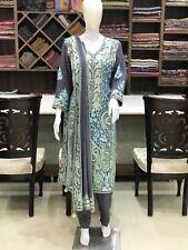 Zari & Aari Fusion Kashmiri Woman Suit, Designer Indian Ethnic Wear, Salwar Suit