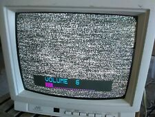 "VINTAGE JVC MASTER COMMAND 13"" TELEVISION C-13WI3  MANUFACTURED 1992"
