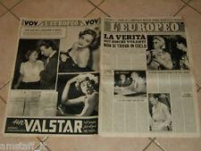 L'EUROPEO 1950/15=LA VERITA' SUI DISCHI VOLANTI NON SI TROVA IN CIELO=UFO=