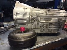 CHRYSLER GRAND VOYAGER REMANUFACTURED AUTOMATIC GEARBOX FITTED WITH WARRANTY
