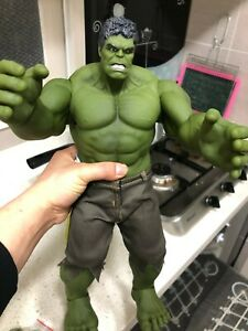 40cm Avengers Endgame Infinity War Hulk Action Figure PVC Collectible Model Toys