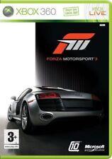 Forza Motorsport 3 (Xbox 360 GAME)
