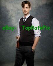 MATTHEW GRAY GUBLER  -  Criminal Minds Actor  -   8x10 Photo #1